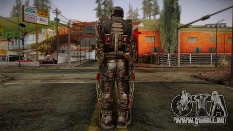 Duty Exoskeleton pour GTA San Andreas deuxième écran