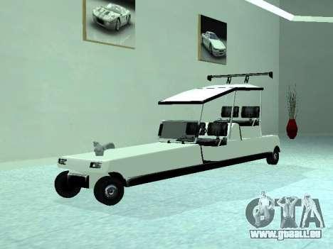 Limgolf für GTA San Andreas