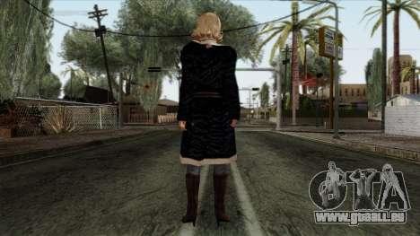 GTA 4 Skin 5 pour GTA San Andreas deuxième écran
