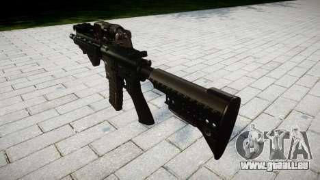 Fusil HK416 CQB cible pour GTA 4 secondes d'écran