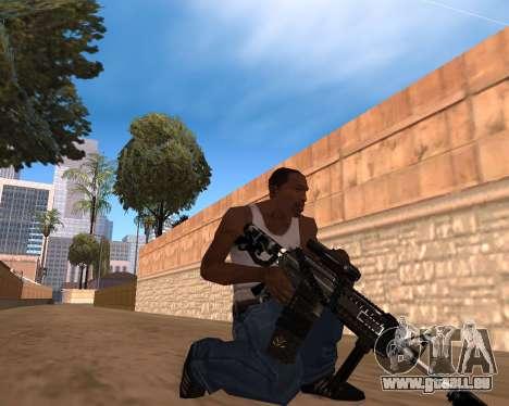 Hitman Weapon Pack v1 für GTA San Andreas zweiten Screenshot