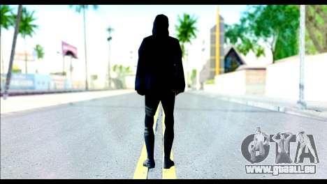Ginos Ped 38 pour GTA San Andreas deuxième écran