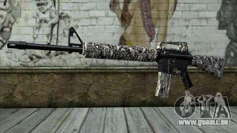 Nouveau Fusil D'Assaut pour GTA San Andreas