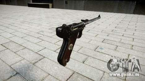 De pièces d'artillerie Lange R pour GTA 4 secondes d'écran