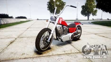 Western Motorcycle Company Daemon pour GTA 4