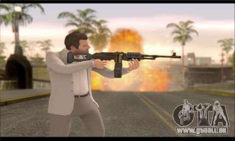 Corsar PayDay 2 ENB für GTA San Andreas sechsten Screenshot