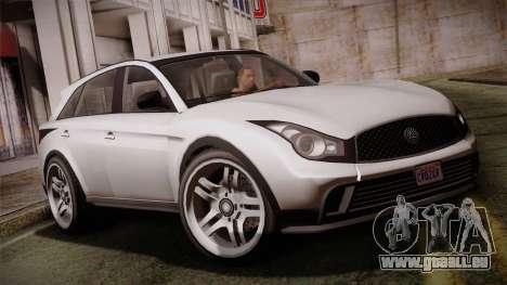 Fathom FQ2 from GTA 5 IVF pour GTA San Andreas