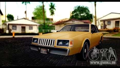 New Majestic pour GTA San Andreas