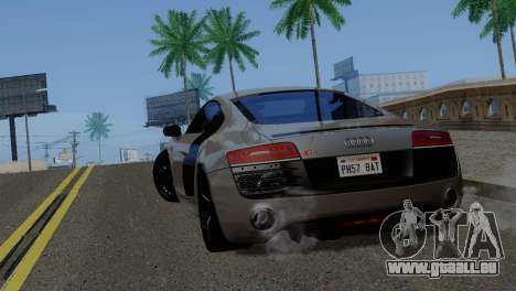 ENBSeries pour les faibles PC v4 pour GTA San Andreas septième écran