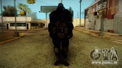 Super Soldier from Prototype 2 pour GTA San Andreas