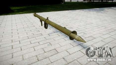 M9A1 Bazooka pour GTA 4