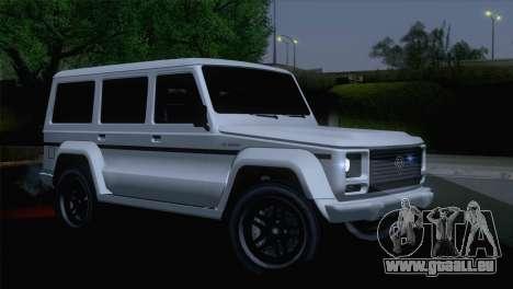 GTA 5 Benefactor Dubsta IVF pour GTA San Andreas