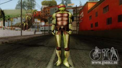 Raphael (Teenage Mutant Ninja Turtles) für GTA San Andreas