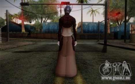 Benezia Beta Final from Mass Effect für GTA San Andreas zweiten Screenshot