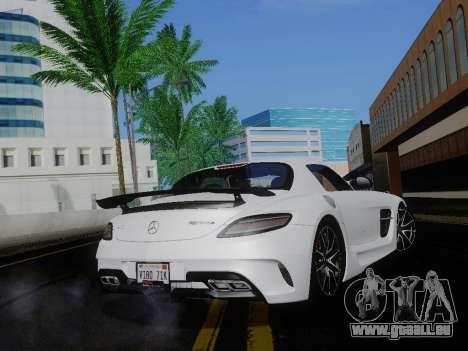 ENBSeries pour les faibles PC v4 pour GTA San Andreas cinquième écran