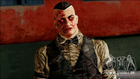 Outlast Skin 2 pour GTA San Andreas troisième écran