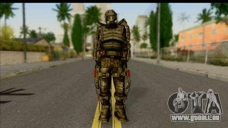 Stalkers Exoskeleton pour GTA San Andreas