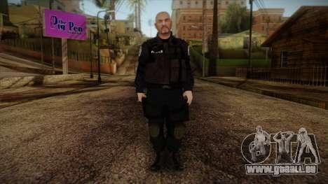 GTA 4 Emergency Ped 15 für GTA San Andreas
