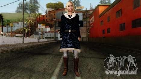 GTA 4 Skin 5 für GTA San Andreas