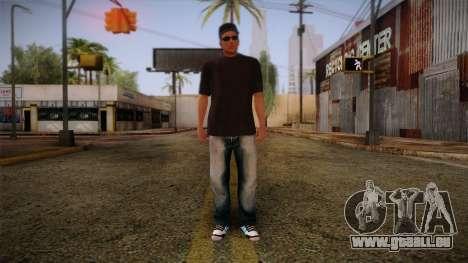 Gedimas Wmybar Skin HD pour GTA San Andreas