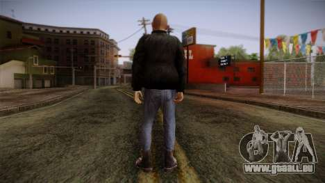 Gedimas Bjorn Skin HD für GTA San Andreas zweiten Screenshot