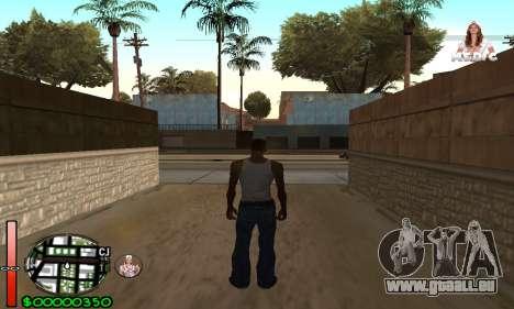 С-HUD Medic pour GTA San Andreas