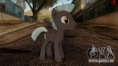 Thunderlane from My Little Pony für GTA San Andreas