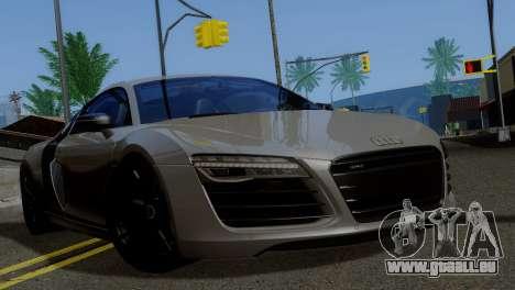 ENBSeries pour les faibles PC v4 pour GTA San Andreas sixième écran