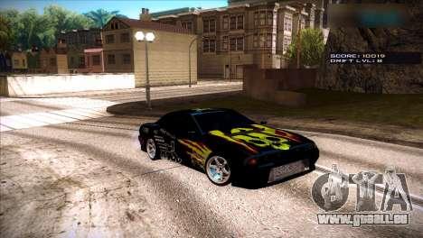 Vinyls für Elegie für GTA San Andreas dritten Screenshot
