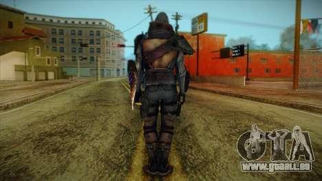 Blackwatch from Prototype 2 für GTA San Andreas zweiten Screenshot