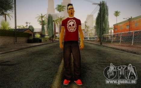 Ginos Ped 32 für GTA San Andreas