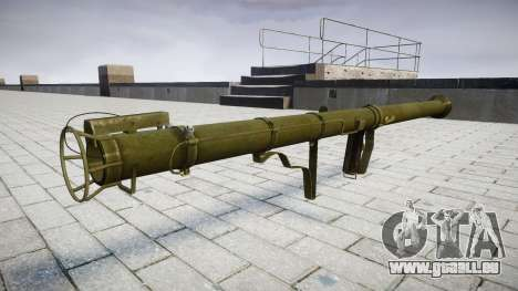 M9A1 Bazooka pour GTA 4 secondes d'écran