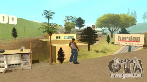 ColorMod v1.1 pour GTA San Andreas
