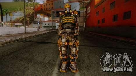 Freedom Exoskeleton für GTA San Andreas