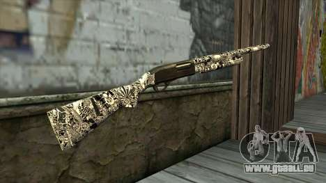 Neue Shotgun für GTA San Andreas zweiten Screenshot
