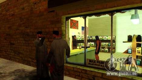 Récupération des stations de Los Santos pour GTA San Andreas deuxième écran