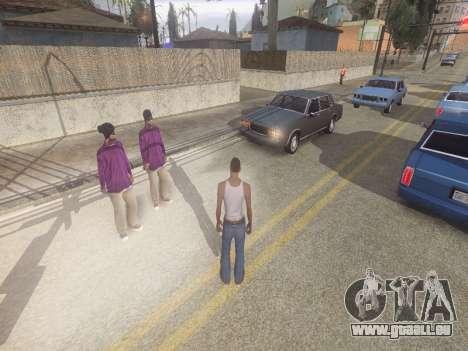 ENB_OG pour la faiblesse du PC pour GTA San Andreas cinquième écran