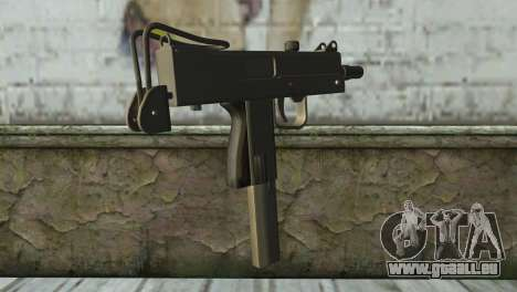 Mac-10 v1.1 für GTA San Andreas zweiten Screenshot