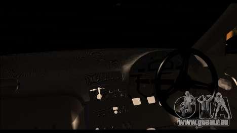 Nissan 180SX Monster Energy pour GTA San Andreas sur la vue arrière gauche