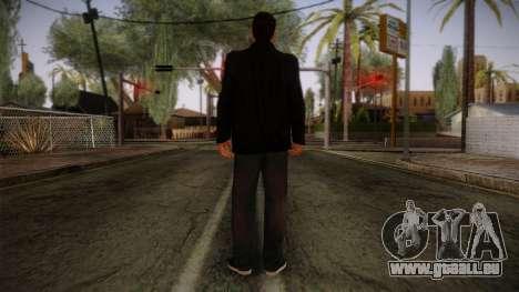Gedimas Jeffm Skin HD pour GTA San Andreas deuxième écran