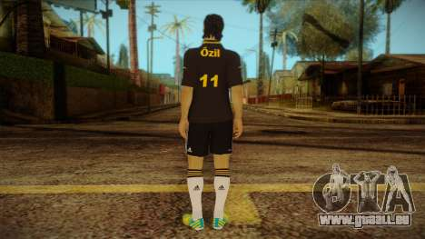 Footballer Skin 4 für GTA San Andreas zweiten Screenshot