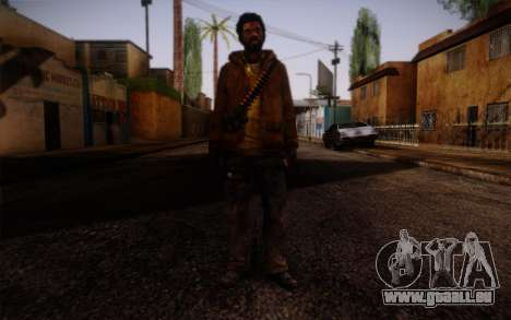 Louis from Left 4 Dead Beta pour GTA San Andreas