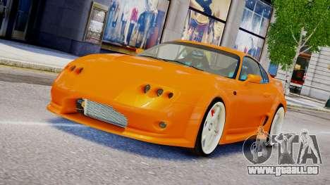 Toyota Supra VeilSide Fortune 03 v1.0 pour GTA 4
