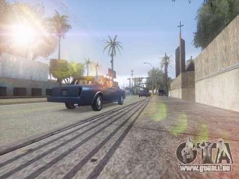 ENB_OG pour la faiblesse du PC pour GTA San Andreas