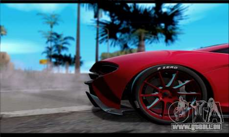 Corsar PayDay 2 ENB für GTA San Andreas zweiten Screenshot