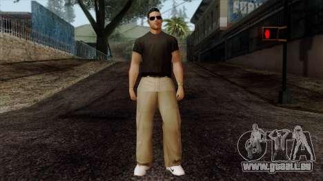 LCN Skin 2 pour GTA San Andreas