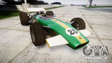 Lotus Type 49 1967 [RIV] PJ25-26 für GTA 4
