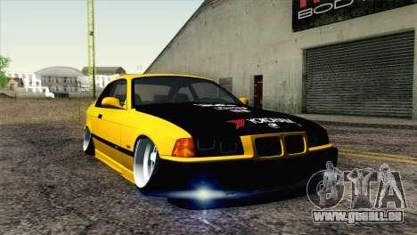 BMW M3 E36 Camber Style pour GTA San Andreas