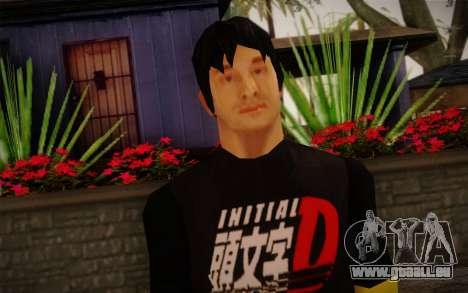 Ginos Ped 12 für GTA San Andreas dritten Screenshot