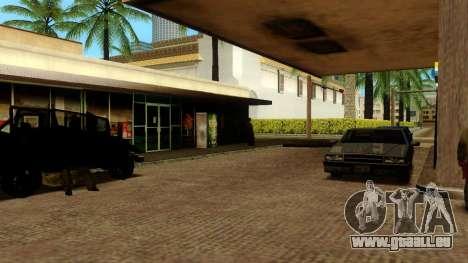 Récupération des stations de Los Santos pour GTA San Andreas huitième écran